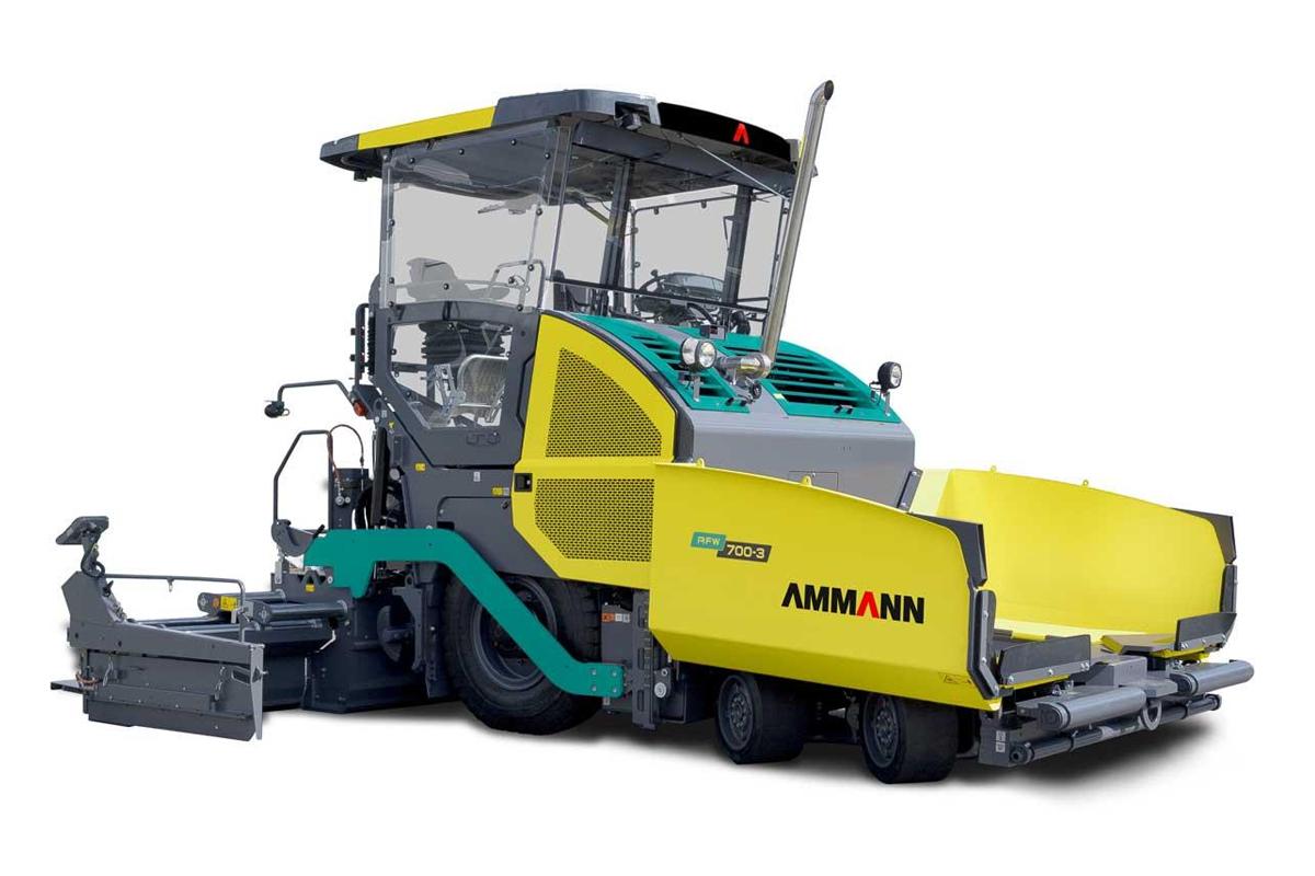 Ammann AFW700-3