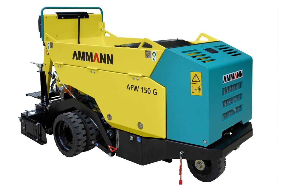 Ammann AFW150G – Ammann